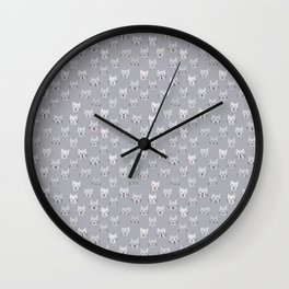 Crazy Kittens Wall Clock