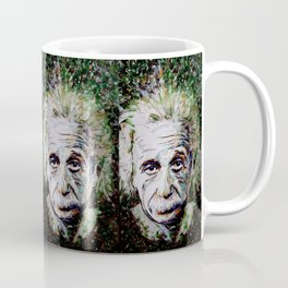 Albert Einstein - brainstorm Coffee Mug