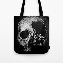 Viking Skull Tote Bag