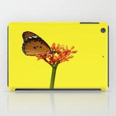 African Monarch iPad Case