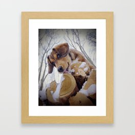 iced-lolly Framed Art Print