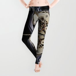 Clockwork mechanism  Leggings