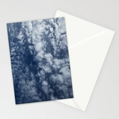 Summer sky Over England Stationery Cards