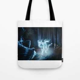 Expecto Patronum by The Labs & Co. Tote Bag