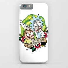 Traditional Rick and Morty  Slim Case iPhone 6