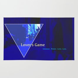 Lover's Game Promotional Poster Rug
