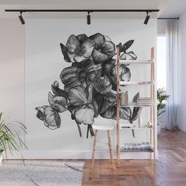 Watercolor Flower Bouquet - Katrina Niswander Wall Mural
