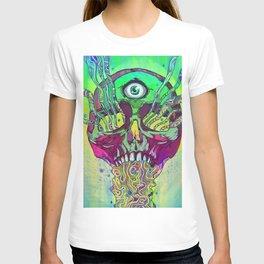 Mana Skull T-shirt