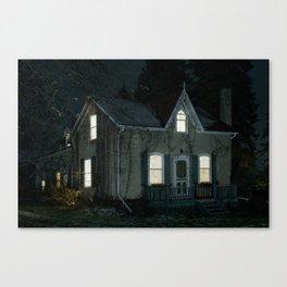 Union Farm Canvas Print