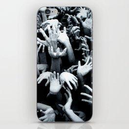 Help Hell iPhone Skin