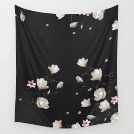 MAGNOLIA BRANCH Wall Tapestry