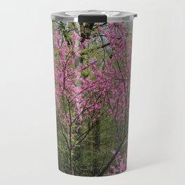 Blooming Woodland Travel Mug