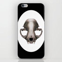 CATSKULL iPhone Skin