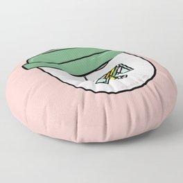Sagittarius Keychain Floor Pillow