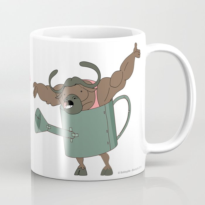 Peepoodo's band Coffee Mug