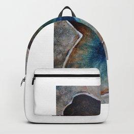 Deep Heart  Backpack