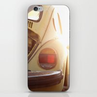 vw iPhone & iPod Skins featuring VW  by Urban Frame Photography