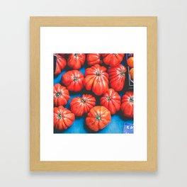 Tomat Framed Art Print