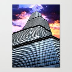 Trump Tower Canvas Print