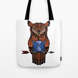 Owl time Tote Bag
