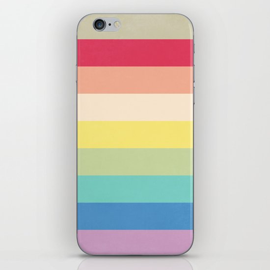 Of Summers Past iPhone & iPod Skin