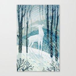 Halla Canvas Print