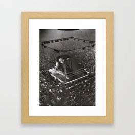 We Can't All Win Framed Art Print