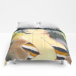 Emiko Slays Comforters