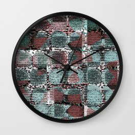 Placid Amenity  Wall Clock