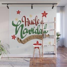 Navidad venezolana gaita chistmash song Wall Mural