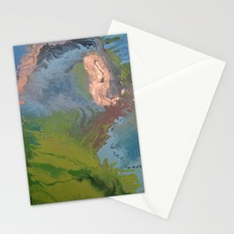 Refreshing Flow Stationery Cards
