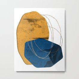dhjk1 Metal Print