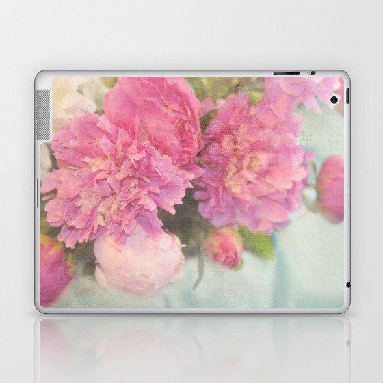 Peonies Laptop & iPad Skin