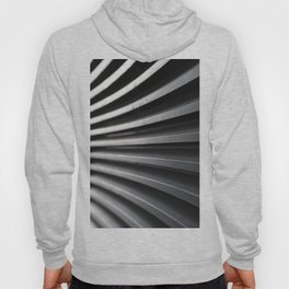 Curved Lines Hoody