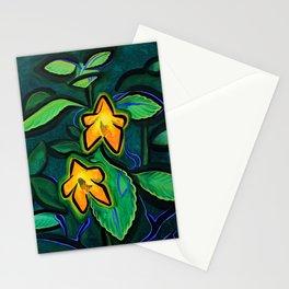 Orange Jewelweed 2.0 Stationery Cards