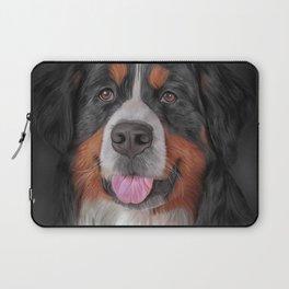 Bernese Mountain Dog 2 Laptop Sleeve