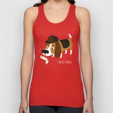 I Nose Things Unisex Tank Top