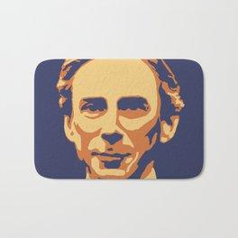 Bertrand Russell Bath Mat