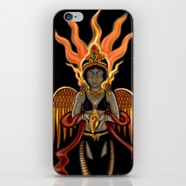 Eternity: Hotaru--Fire Goddess iPhone Skin