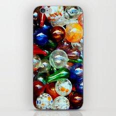 Glass Balls iPhone & iPod Skin