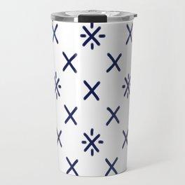 Sashiko 2 Travel Mug
