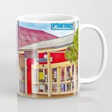Welcoming village shop Mug