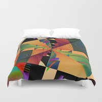 sail Duvet Covers featuring Sail by Bill Fester Designs