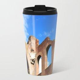 Volume and Void Travel Mug