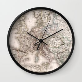 First French Empire in 1812 Wall Clock