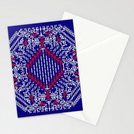 """Microchip"" 2 Stationery Cards"