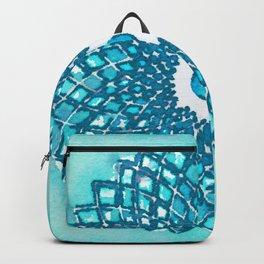 Copo Azul Backpack