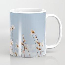 White Magnolias Coffee Mug