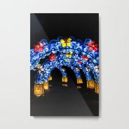 lantern arches Metal Print