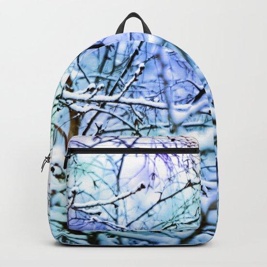 Winter Beauty Backpack